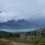 80 Lago O Higins en vue