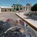 17 Capachica, chargement des vélos pour Juliaca avec des moutons vivants (Copy)