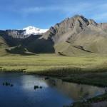 J2- km 101, col d'Abra La Raya (4338m), c'est tout pour aujourd'hui !