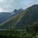 56 J6- La Cordillera de Vilcatomba vers Aguas Calientes (Copy)