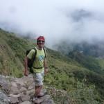 63 J8- Machu Picchu, montee vers le Cerro (2) (Copy)