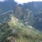 64 J8- Le site de Machu Picchu, depuis le Cerro (3100m) (Copy)