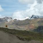 12- J13- km46, belles couleurs dans la montee de l'Abra Chonta