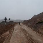 14- J13- km 55, montee au col a 5059m (sous la pluie bien sur) si si on est motives
