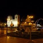 25- J14- Huancayo by night