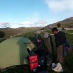 31- J15- Les bergers du col veulent voir notre tente