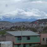 44- J17- Cerro de Pasco, 4380m, et une timide Cordillera de Huayhuash tout au fond