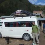 58- J21- Transfert depuis La Union vers Huallanca