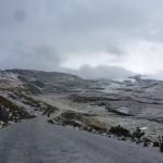 71- J22- km52, la vraie descente commence et l'orage de gresil est termine