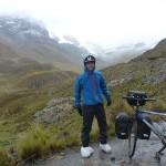 72- J22- km 54, l'equipement complet d'un cyclo qui sait se mouiller...