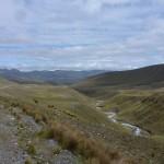 75- J23- Descente vers Huaraz depuis la vallee de Carpa