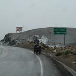 8- J12- km57, arrivee dans le froid a l'Abra Arpachetta
